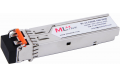 Оптический модуль ML-V2-CWDM-1450-36 Модуль MLaxLink SFP, CWDM, 1,25Гбит/c, два волокна, SM, 2xLC, 1450 нм, 36dB