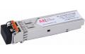 Оптический модуль ML-V2-CWDM-1610-36 Модуль MLaxLink SFP, CWDM, 1,25Гбит/c, два волокна, SM, 2xLC, 1610 нм, 36dB