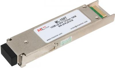 Оптический модуль ML-10XT Модуль MlaxLink оптический двухволоконный XFP-10 км-1310 нм-10 Гб/с