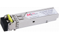 Оптический модуль ML-V2-CWDM-1330-25 Модуль MLaxLink SFP, CWDM, 1,25Гбит/c, два волокна, SM, 2xLC, 1330 нм, 25dB