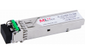 Оптический модуль ML-V2-CWDM-1310-25 Модуль MLaxLink SFP, CWDM, 1,25Гбит/c, два волокна, SM, 2xLC, 1310 нм, 25dB