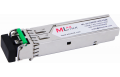 Оптический модуль ML-V2-CWDM-1530-32 Модуль MLaxLink SFP, CWDM, 1,25Гбит/c, два волокна, SM, 2xLC, 1530 нм, 32dB