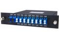 Оптический модуль ML-V2-MUX-C-8 Мультиплексор/демультиплексор MLaxLink CWDM одноволоконный, 8 каналов(16 длин волн)
