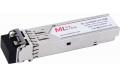 Оптический модуль ML-V2-CWDM-1410-15 Модуль MLaxLink SFP, CWDM, 1,25Гбит/c, два волокна, SM, 2xLC, 1410 нм, 15dB