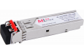 Оптический модуль ML-V2-CWDM-1350-15 Модуль MLaxLink SFP, CWDM, 1,25Гбит/c, два волокна, SM, 2xLC, 1350 нм, 15dB