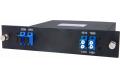 Оптический модуль ML-V2-MUX-C-2B Мультиплексор/демультиплексор MLaxLink CWDM одноволоконный, 2 канала (4 длины волны)